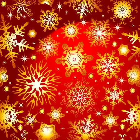 seamless christmas Stock Vector - 5066838