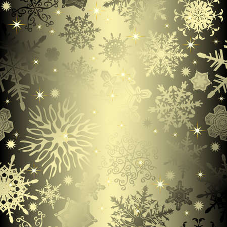 seamless christmas Stock Vector - 5066841