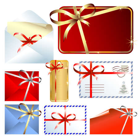 tags christmas Stock Vector - 5066856