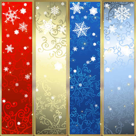 christmas background Stock Vector - 5067035