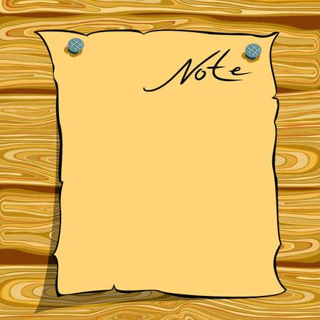 notice-board Vector