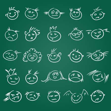 smile Stock Vector - 5089278