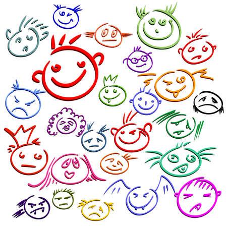 smile Stock Vector - 5089285