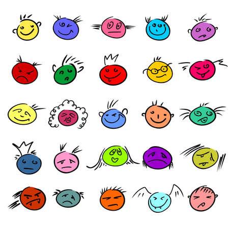 smile fun Vector