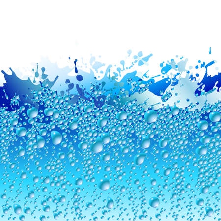 background water Vector