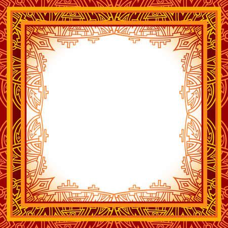 background frame Stock Vector - 5213780
