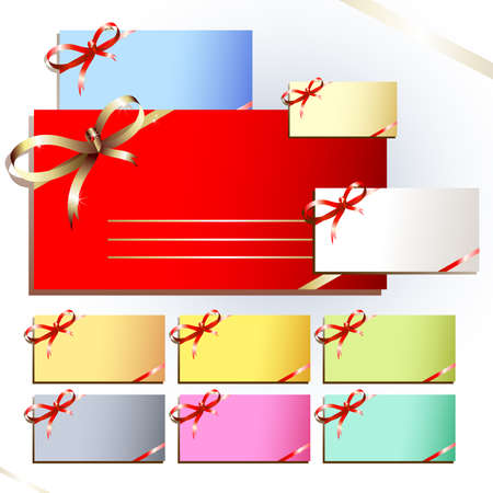 tags colored Stock Vector - 5474264