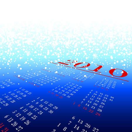 background calendar Vector