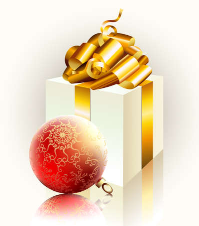 christmas gift Stock Vector - 5920232