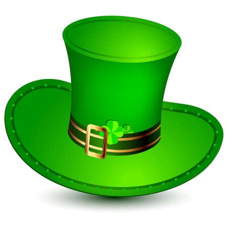 Sombrero verde  Foto de archivo - 6550506