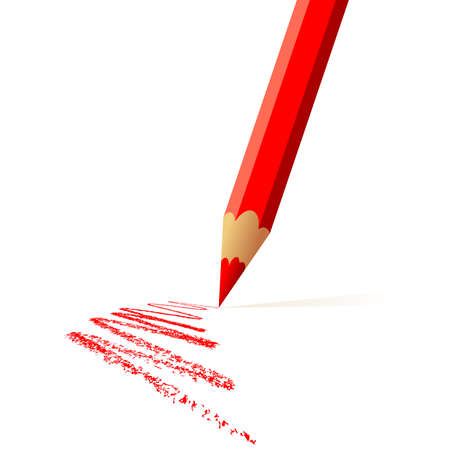 pencil background Stock Vector - 6698474