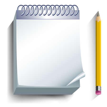 pencil background Stock Vector - 6698473