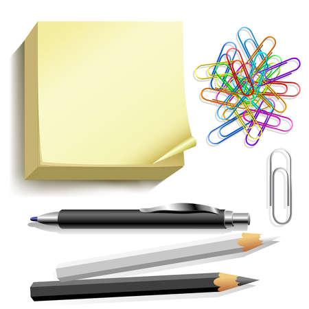 pencil background Stock Vector - 6829759