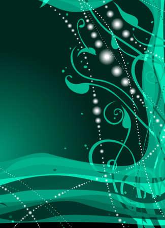 elven: background coloured