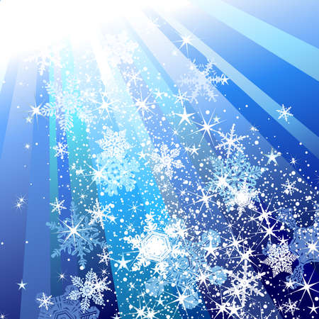 christmas background Stock Vector - 8456069