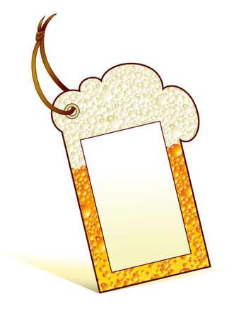 beer background Stock Vector - 10408025