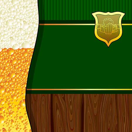 beers: beer background