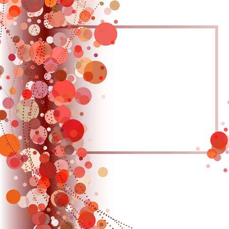 mash: abstract background Illustration