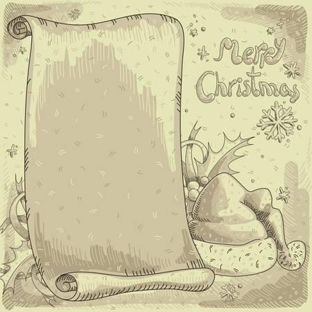 winter wallpaper: christmas background