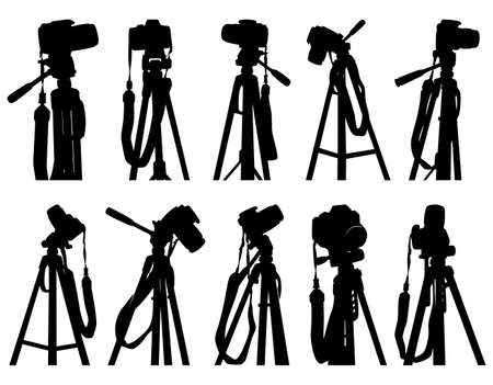 tripods: set of cameras