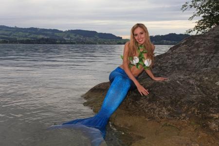 siren: Mermaid  Stock Photo