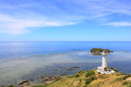 Ishigaki Island hirakubosakiLighthouse