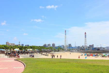 okinawa: Okinawa  Tropical beach