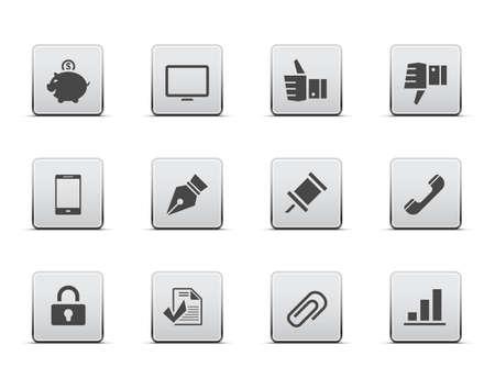 tumb: Office icon set