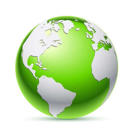 green planet: Green Planet ic�ne