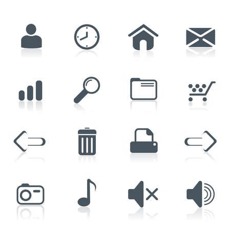 delete: web icons