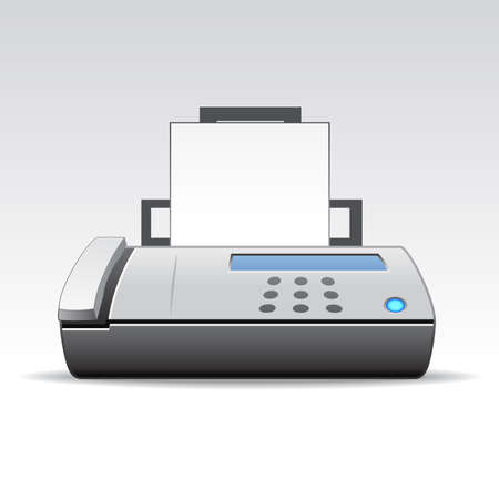 faxger�t: Faxger�t Illustration
