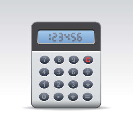 Calculator Stock Vector - 12885231