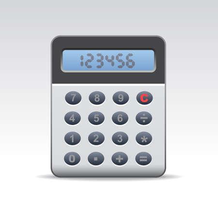 Calculator Stock Vector - 12885231