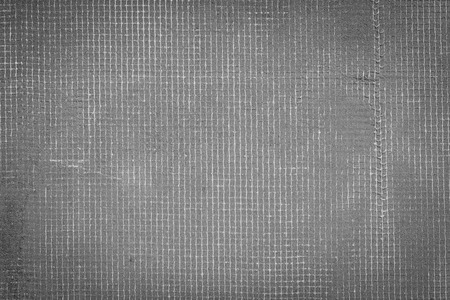 Dark grey cement wall with net and stains texture concrete background