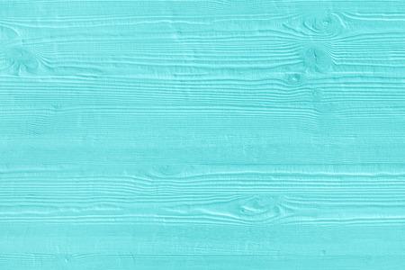 천연 목재 청록색 보드, 노트와 벽이나 울타리입니다. 추상 질감 민트 배경, 빈 템플릿