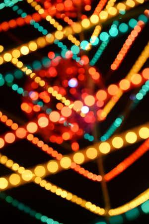 lighting background: Blurred colorful LED lighting background