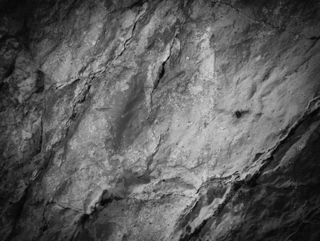 touchstone: Black stone natural texture background surface, close up image Stock Photo