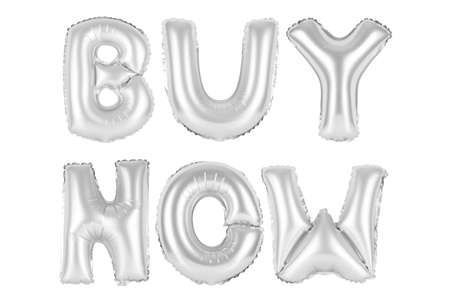 merchant: chrome (grey) alphabet balloons, buy now, chrome (grey) number and letter balloon