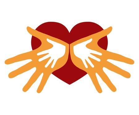 Family love design vector.  Stock Vector - 10768770