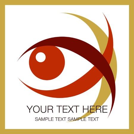 globo ocular: Diseño visual sorprendente.