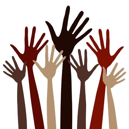 elect: Happy hands design.