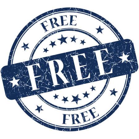 gratis: free stamp