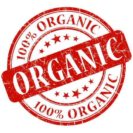 organic stamp photo