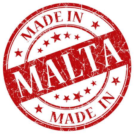 malta: made in malta stamp