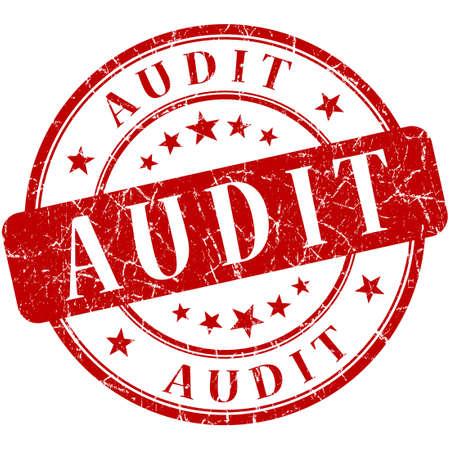 audit: Audit Red Stempel