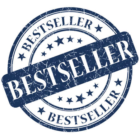 rated: Bestseller blue stamp