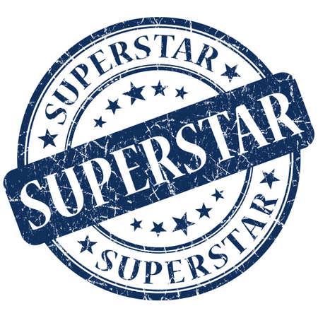 superstar stamp photo