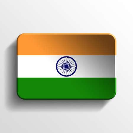 india 3d: India 3D button