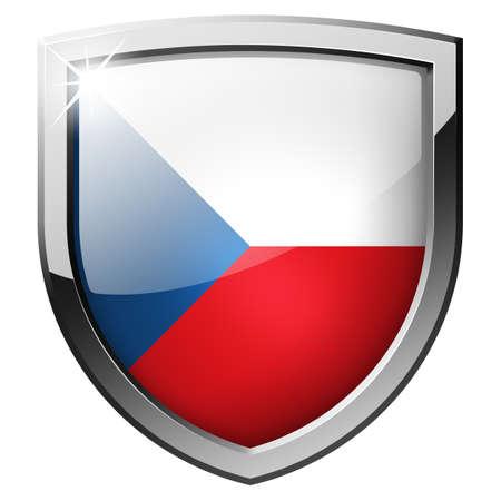 Czech Republic Shield photo