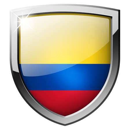 Colombia shield photo